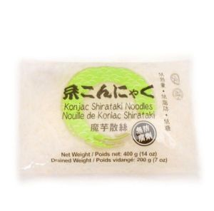Bulk Shirataki Konjac Noodles 20 Pack | Buy Online at The Asian Cookshop